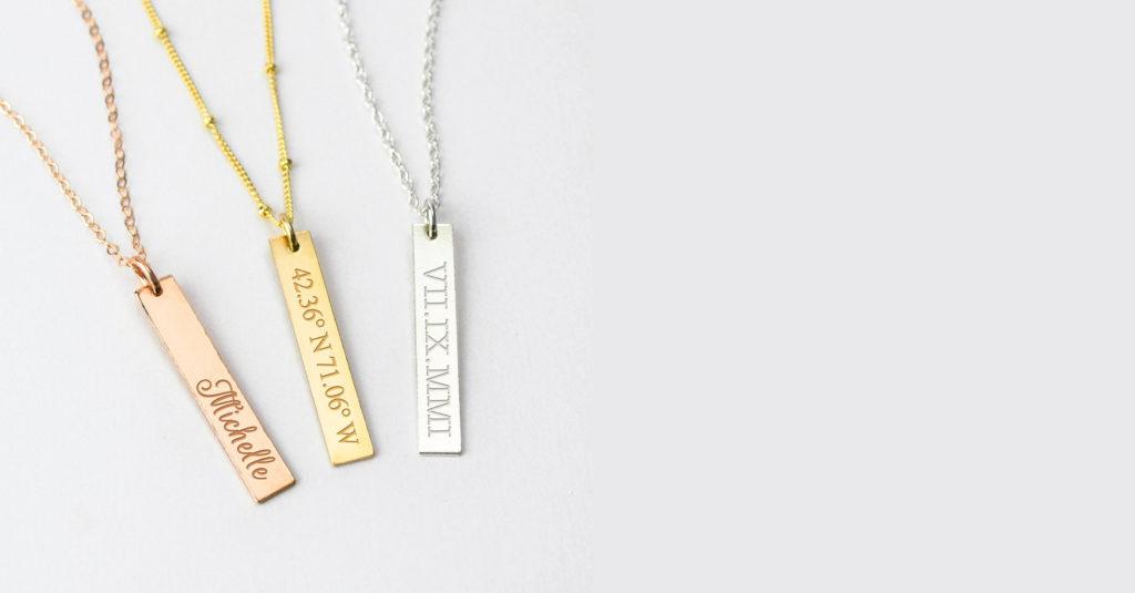 Гравировка изделий как кастомизация в DvonM Jewellery